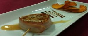 Tapa con Bacon