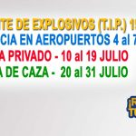 Próximos cursos de seguridad privada en Almería