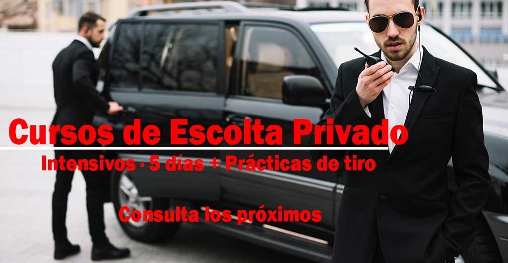 Cursos Escola Privado Guardaespaldas Almería
