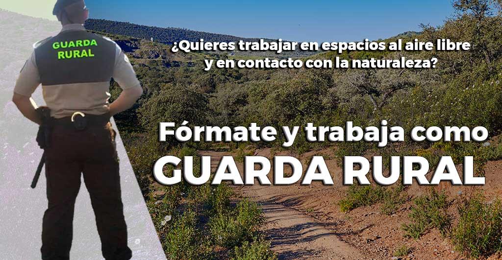 Curso Guarda Rural Almería