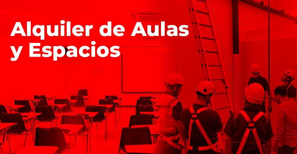 Alquiler de Aulas Almería